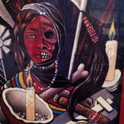 Peintre : Ogbe She