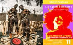 Stylist: Elie Aganze Bishikwabo