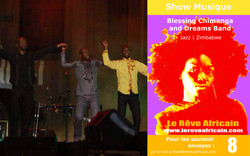 Groupe : Blessing Chimanga and Dream