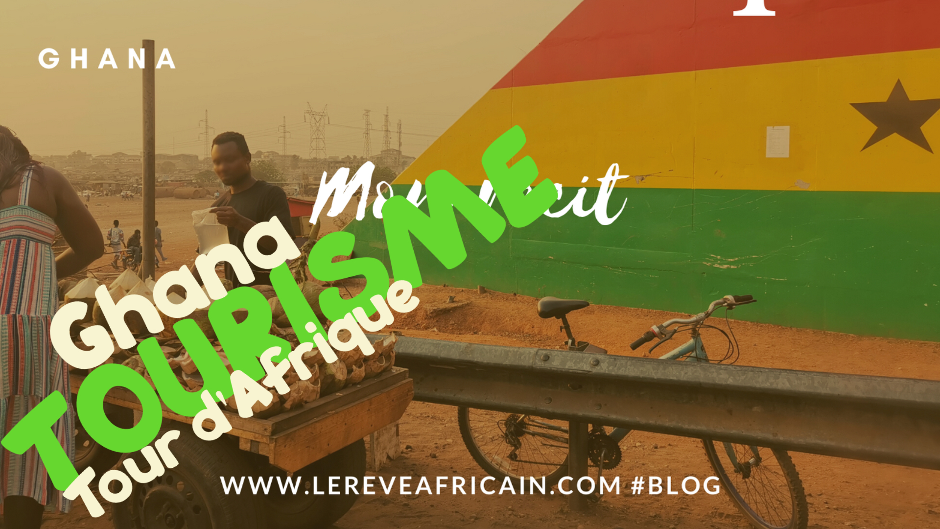 Petit piment au Ghana