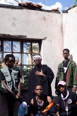 Groupe : East African Wave