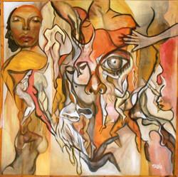 Peintre : CRéAS I AM