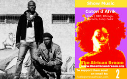 Music band: Coton d'Afrik