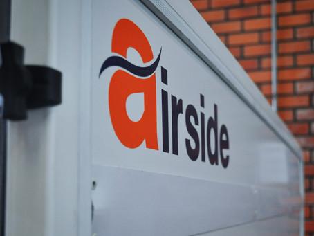 Por que escolher a Airside?