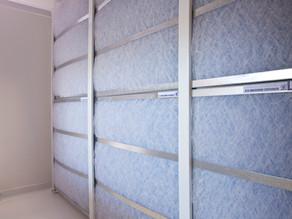 Você sabe a importância do filtro de ar em um sistema HVAC-R?