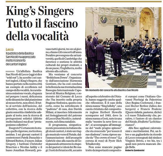 6 dicembre La Provincia King'0s.jpg