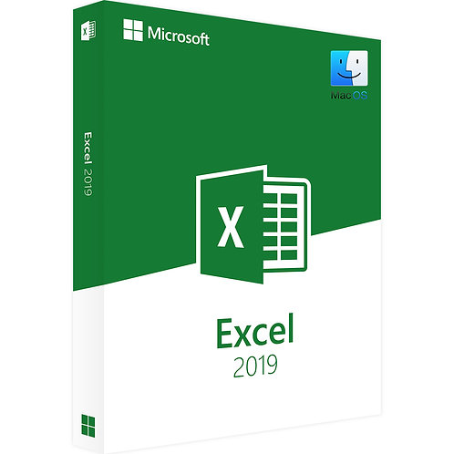 Microsoft Excel 2019 Mac