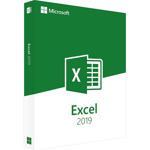 Microsoft Excel 2019 - Tabellenkalkulation, Softwarehandel24