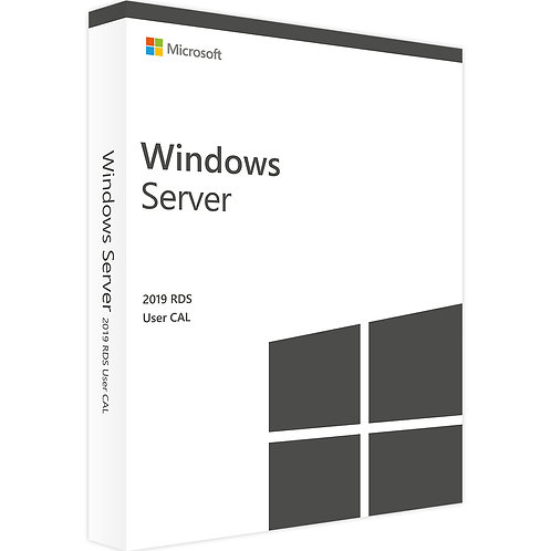 Microsoft Remote Desktop Services 2019 User Cal