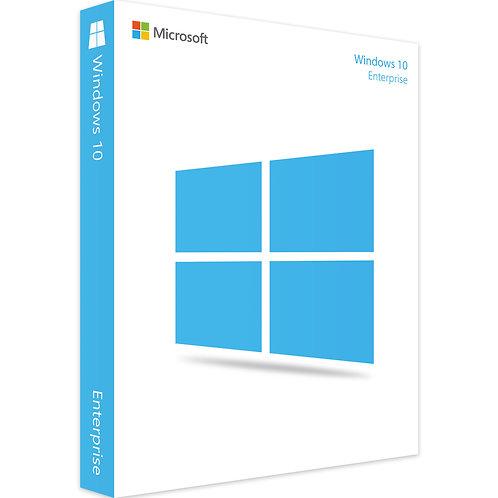 Microsoft Windows 10 Enterprise, Betriebssystem, Softwareseller24