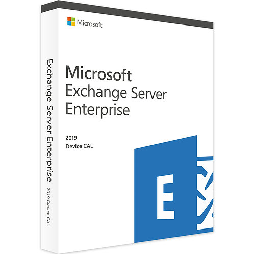 Microsoft Exchange Server Enterprise 2019 Device Cal