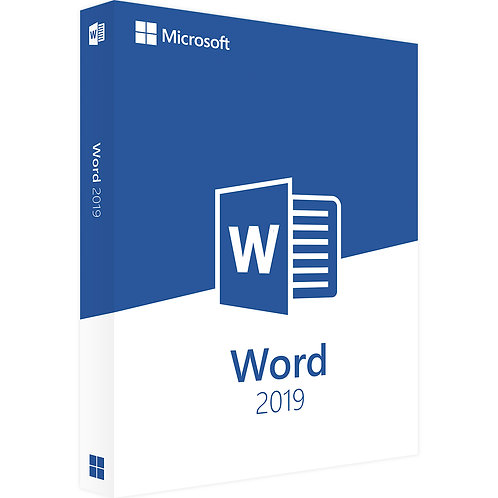 Microsoft Word 2019, texte bearbeiten, einzelanwendung, softwareseller24