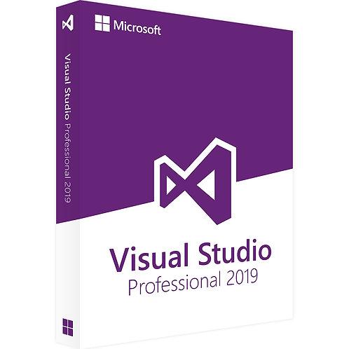 visual studio 2019 professional, softwareseller24, Entwicklungsumgebung