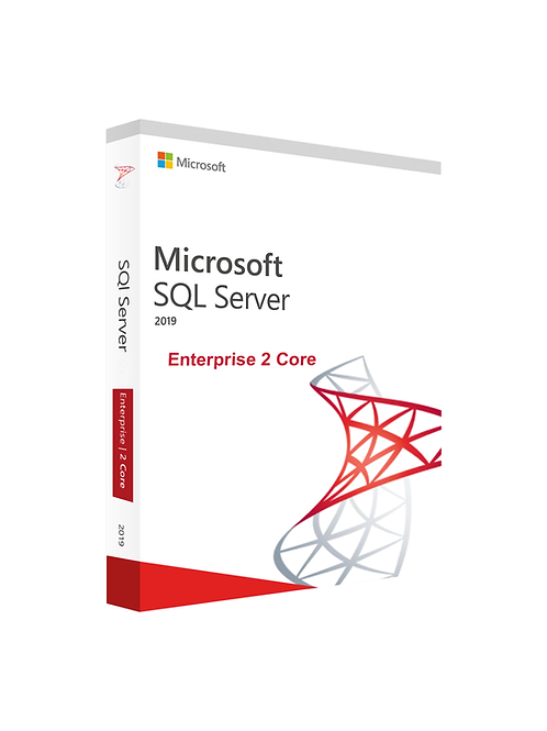 Microsoft SQL Server 2019 Enterprise 2 Core