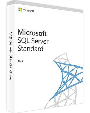 Microsoft SQL Server 2019 Standard günstig kaufen
