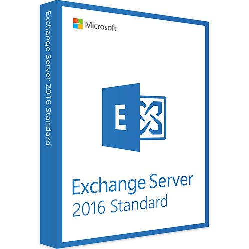 Microsoft Exchange Server 2016 Standard