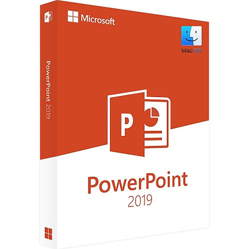 Microsoft PowerPoint 2019 Mac