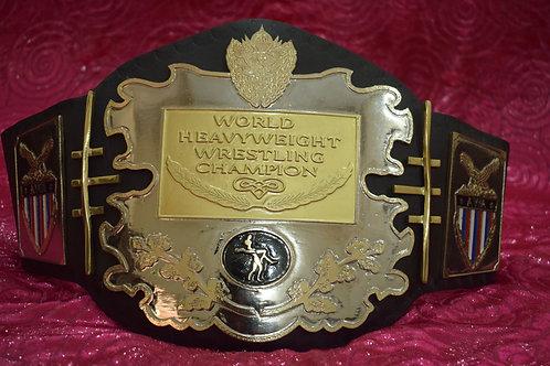 AWA World Heavyweight Title Belt