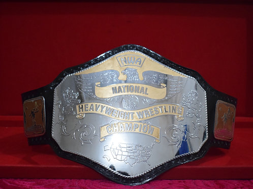 NWA National Heavyweight Championship Title Belt