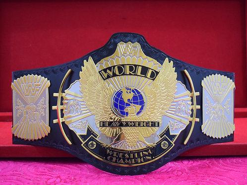 Old Era Dual Plated Win Eagle Championship Replica Belt
