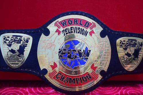 ECW Television Championship Memorable Belt