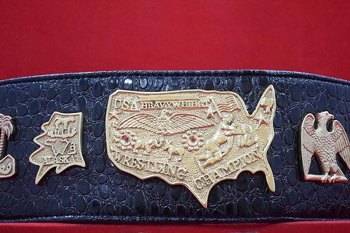 Old Era USA Heavyweight Championship Belt