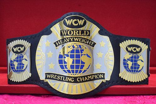 WCW World Heavyweight Wrestling Memorable Championship Belt