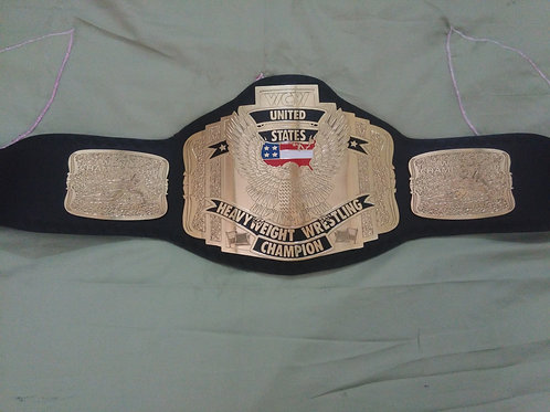 New Replica United States Title Replica WCW Belt