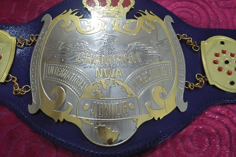 NWA Junior Heavyweight Replica Championship Belt | championshipbelts