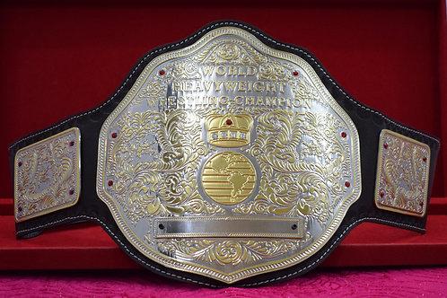 WCW Big Gold World Heavyweight Championship Belt