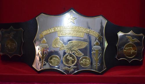 Old School World American Wrestling Memorable Replica
