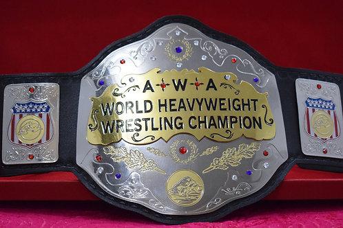 AWA World Heavyweight Wrestling Championship Belt