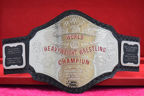 Hogan 84 Heavyweight Championship Memorable Championship Belt