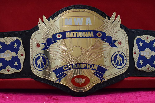 NWA National Championship Belt