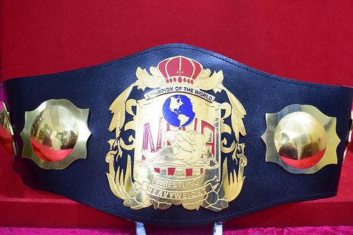 NWA Heavyweight Wrestling Championship Memorable Belt