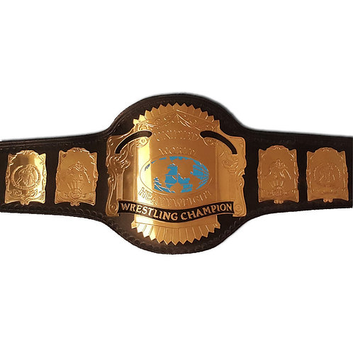 Unified World Wrestling Championship Replica Belt