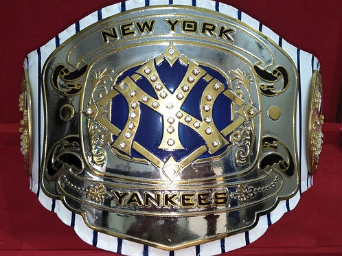 N/Y High Quality Championship Belt (Champions Belts)