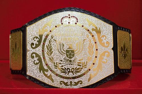 New WWF Junior Wrestling Championship Memorable Belt