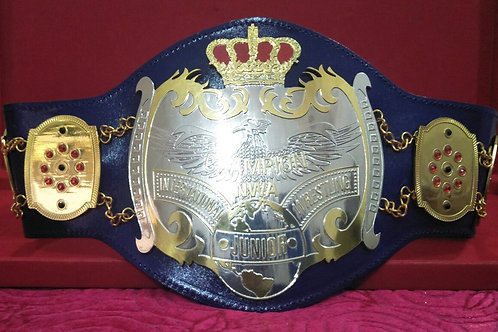 NWA Junior Heavyweight Memorable Replica Championship Belt