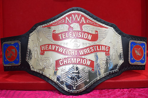 NWA Black Television Championship Memorable Title Belt