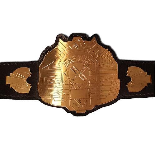 King of Pancras Title Replica Belt