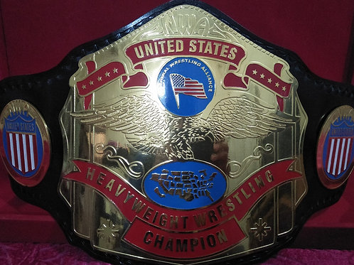 NWA United States Heavyweight Memorable Replica Championship Belt