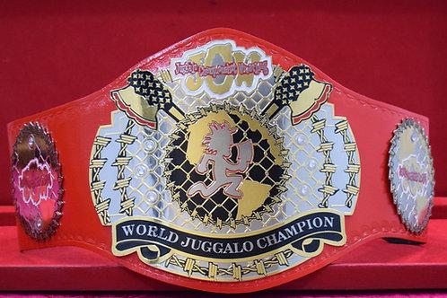 World Juggalo Memorialble Championship Belt