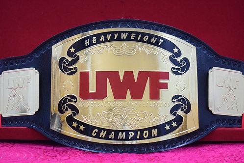 UWF Heavyweight Memorable Championship Belt