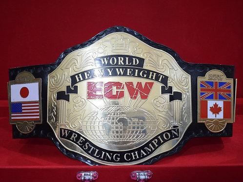 ECW World Heavyweight Championship Replica Title Belt
