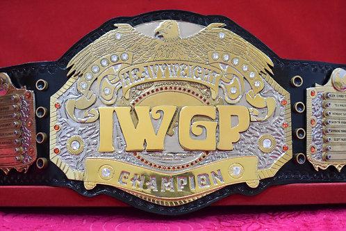 Version 3 IWGP Heavyweight Championship Belt