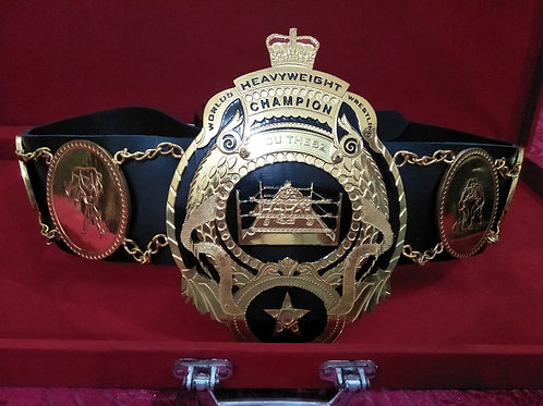 Lou Thesz Heavyweight Memorable Championship Belt