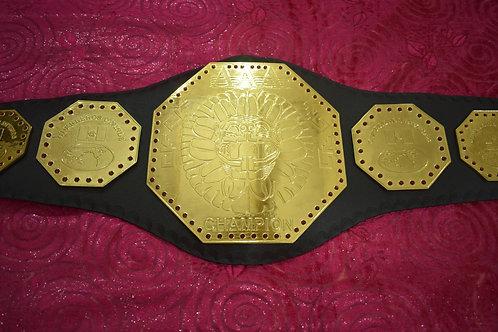 AAA Mega Championship Replica Belt
