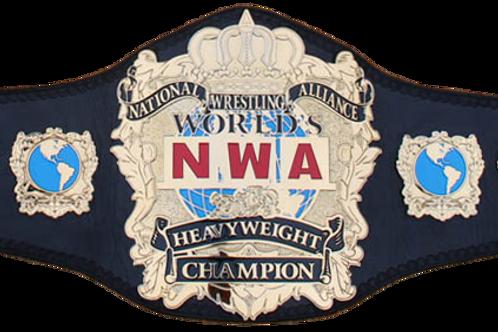 NWA World Heavyweight Wrestling Championship Replica Belt