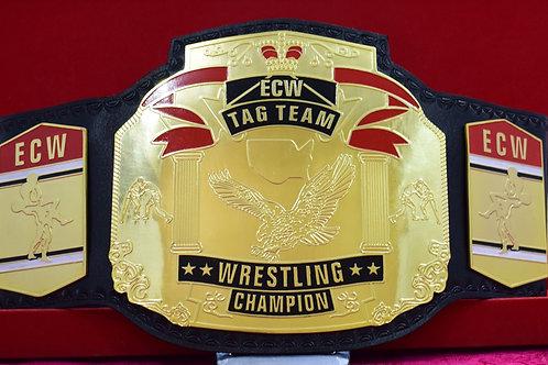 1st ECW Tag Team Wrestling Championship Replica Belt